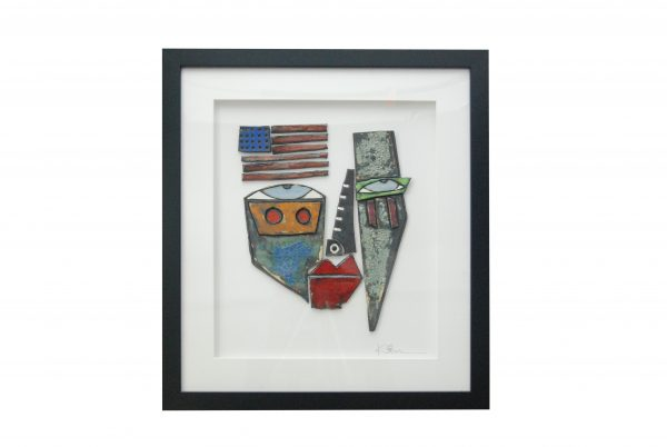 Kimmy Cantrell Framed Work