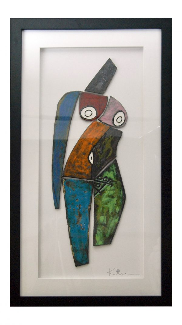 Kimmy Cantrell Framed Work